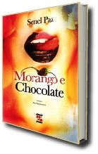MORANGO E CHOCOLATE