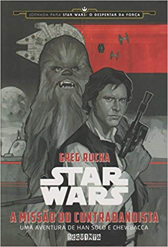 STAR WARS - A MISSÃO DO CONTRABANDISTA